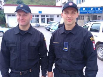 Храброст фочанских полицајаца : Спасили малољетнике од утапања у набујалој Дрини!