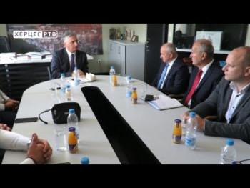 Podrška Vlade  za važne projekte u Nevesinju (VIDEO)
