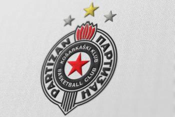 KK 'Partizan' promijenio grb