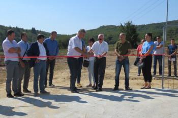 Na lokalitetu Bukovik u Nevesinju otvoreno reciklažno dvorište
