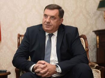 Dodik: BiH mora da se vrati u dejtonski okvir