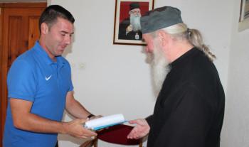 Višegrad: Za obnovu konaka manastira u Dobrunskoj Rijeci prikupljeno 25.000 KM