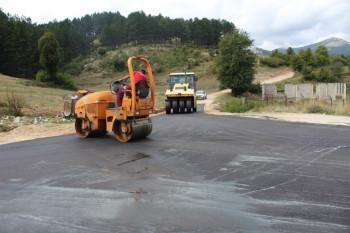 Opština Nevesinje počela rekonstrukciju i sanaciju saobraćajnica