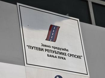 U proteklih šest mjeseci dobit Puteva Srpske veća od 2,7 miliona KM