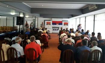 Prva SDS u Trebinju: Spremni smo da spriječimo  nove podjele među srpskim narodom