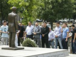 Beograd: Obilježena godišnjica rođenja Gavrila Principa