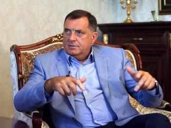 Dodik: Institucije BiH da se izvine Rusiji i Prilepinu