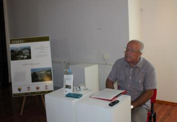 Dr Goran Komar u Nevesinju održao predavanje 'Stećak i njegovo pismo'