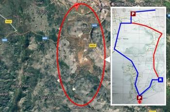 Pri kraju prva faza izgradnje sistema za navodnjavanje Trebinjskog polja: VODA NA ZATVARAČU VEĆ NA PROLJEĆE