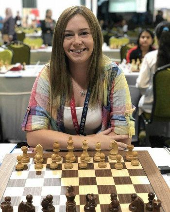 Šahistkinja iz Bileće Jelena Gušić nastupila  na Svjetskom omladinskom prvenstvu