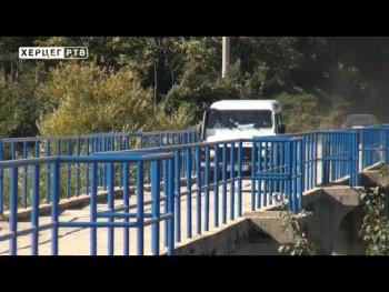 Trebinje: Željeznički most konačno dočekao rekonstrukciju (VIDEO)