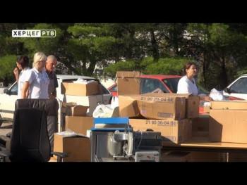 Trebinje: Vrijedna donacija za Bolnicu i škole (VIDEO)