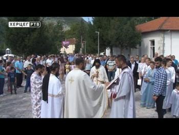 U Ljubinju proslavljena slava opštine - Mala Gospojina