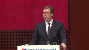 Izjava Vučića prouzrokovala brojna reagovanja