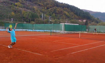 Tenis: Njegoš Miletić pobjednik fočanskog mastersa