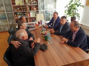 Nešić ozvaničio početak radova na sanaciji puta od Gacka do Plužina vrijednoj 800.000 KM