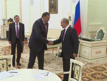 Dodik sa Putinom sutra u Sočiju