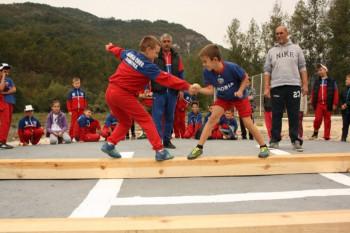 U Višegradu održane Male sokolske igre