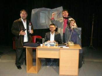 Bilećki glumci se predstavili publici u Sečnju