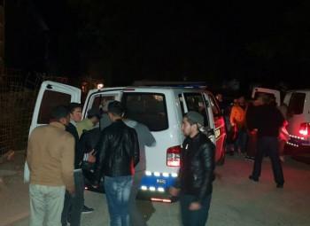 Uhapšeni migranti u Berkovićima