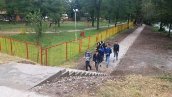 Foča: Izgrađena nova pješačka staza kraj Ćehotine
