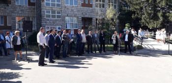 U Domu zdravlja  u Bileći svečano pušten u rad sistem alternativnog energetskog snabdijevanja
