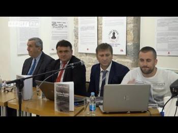 U Trebinju predstavljena knjiga 'Bilećke Rudine u srednjem vijeku' (VIDEO)