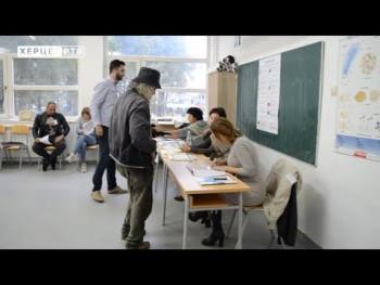 U Nevesinju najviše glasova dobili kandidati SNSD-a(VIDEO)