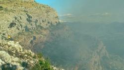 Požari pod kontrolom, gasioci dežuraju iz straha od ponovnog aktiviranja