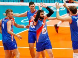 SL: Odbojkaši Srbije osvojili srebrnu medalju