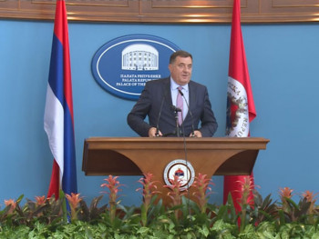 Dodik: Srbe interesuje samo slovo Dejtona i Ustav