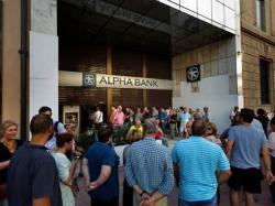 Grčke banke ponovo otvorene