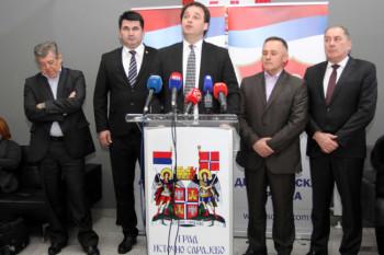 Podjela u SDS-u zbog koalicije sa SNSD-om: Govedarica saziva sjednicu Predsjedništva stranke