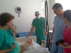 Foča: Uspješno izvedena komplikovana operacija tumora