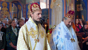 Proslavljena slava manastira Duži