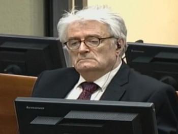 Karadžić zatražio diskvalifikaciju sudija