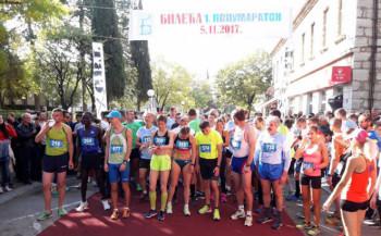 Maratonci se bore za bilećki kamen