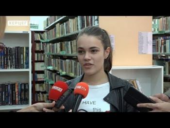 Народна библиотека Требиње: Организовани часови о Дучићу за гимназијалце (ВИДЕО)