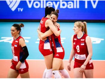 Odbojkašice Srbije u finalu Svjetskog prvenstva!