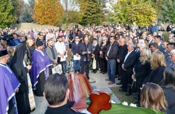 Zbogom Milena - Filmska diva sahranjena pored svog voljenog Gage