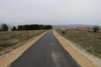 Opština Nevesinje završava rekonstrukciju i sanaciju saobraćajnica