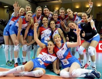 Odbojkašice ponos Srbije i Srpske - Dodik: Ovo je veliki uspjeh naše reprezentacije