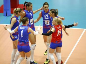 Srbija dočekala zlatne odbojkašice!