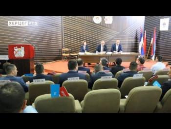 U Nevesinju održana 19. redovna sjednica Skupštine opštine (VIDEO)