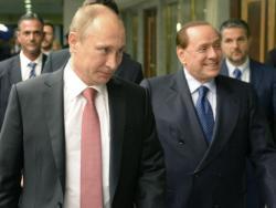 Berluskoni: Putin mi nudi ministarsko mjesto!
