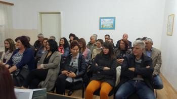 Bileća: Održana promocija knjige 'Srećokopi' autora Željka Sulavera