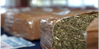 U Dubrovačkom akvatorijumu plutalo  156 kilograma marihuane