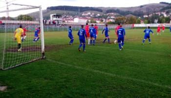 13. kolo Druge lige RS: FK 'Jedinstvo' Brodac -  FK 'Mladost' Gacko 3:2