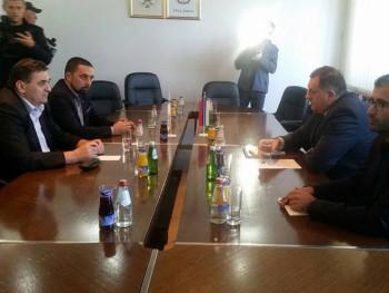 Petrović: Cijenim Dodikovu energiju; Imaće moju podršku