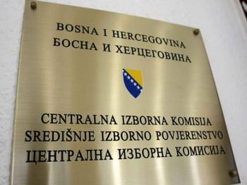 CIK BiH: Potvrđeni rezultati opštih izbora